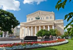 Boljšoj teatar Moskva