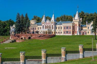 kirici-rjayanj Sedam čarobnih dvoraca Rusije