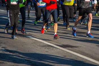Maraton trčanje