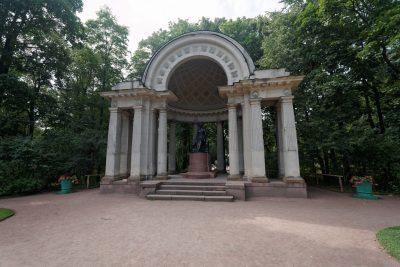 mjesta oko Sankt-Peterburga