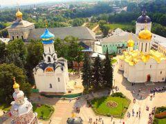 Trinity lavra of St.Sergius
