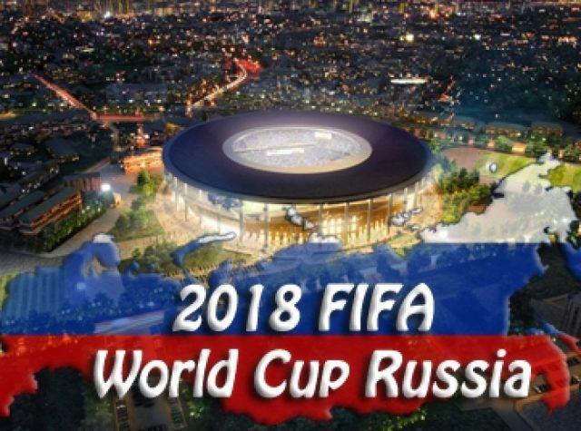 nogomet u Rusiji