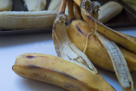 Banana Meat (Fried Banana Stuffed With Ground Pork) 07