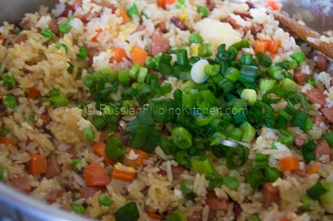Easy Hot Dog Fried Rice 12