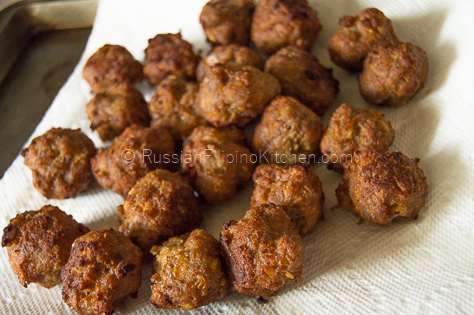 Easy Pork Meatballs Filipino-Style (Bola-bola) 13