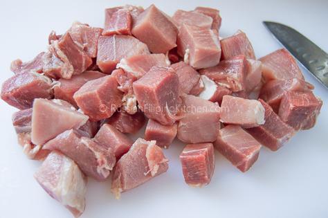 Filipino Pork Afritada 04