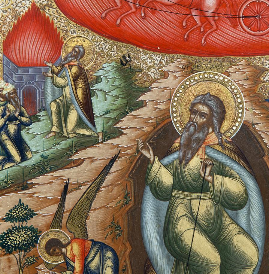 Icon of Prophet Elijah