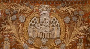 Revealing the Divine - Embroidery