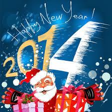 С Новым годом! 2014 – год синей деревянной Лошади.
