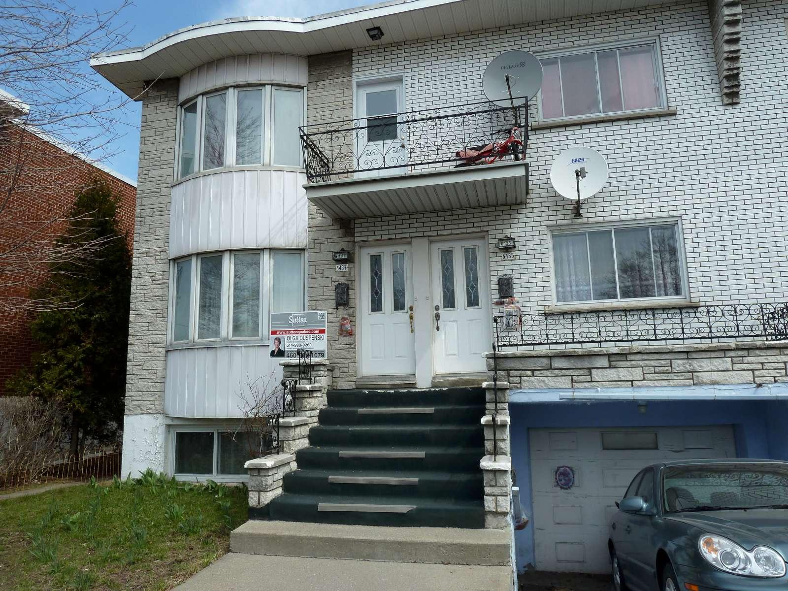 дом в Монреале