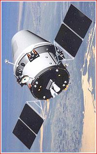 Development of PTK NP spacecraft in 2013