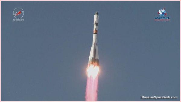 Progress MS-07 enters orbit, heads to ISS