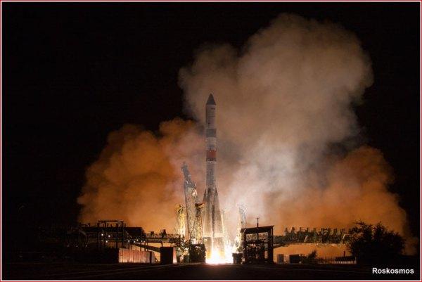 Soyuz-2 launch vehicle (14A14)