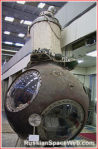 Russias early manned space flight projects 19451963