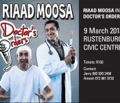 Doctors orders poster