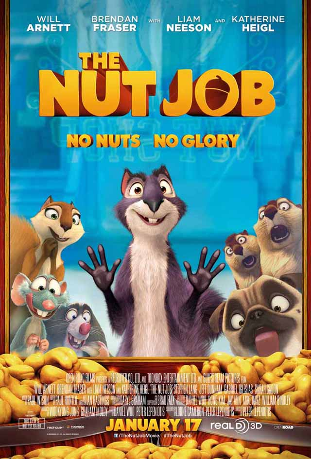 The Nut Job_Poster_01