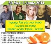 sitrus fees 2014 poster new