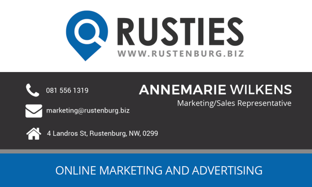 Rustenburg Marketing