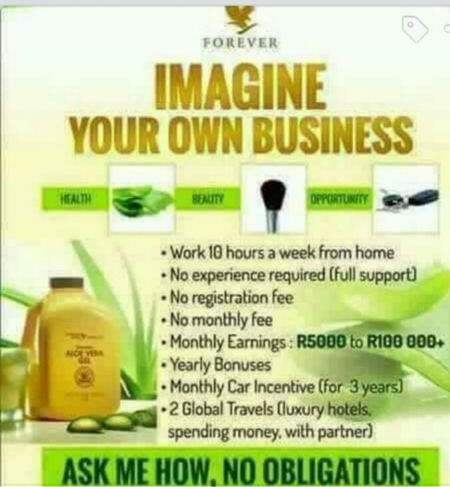 Forever Living Products - Rustenburg