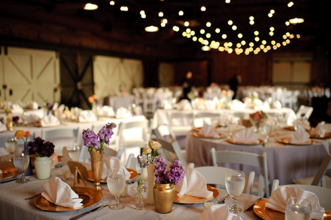 Vintage Wedding Reception At Winter Park Farmers Market Florida