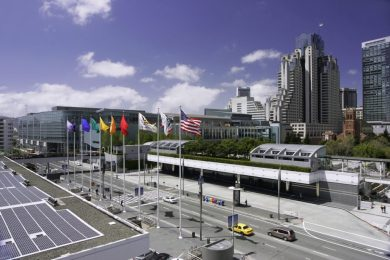 Moscone Center San Francisco California)