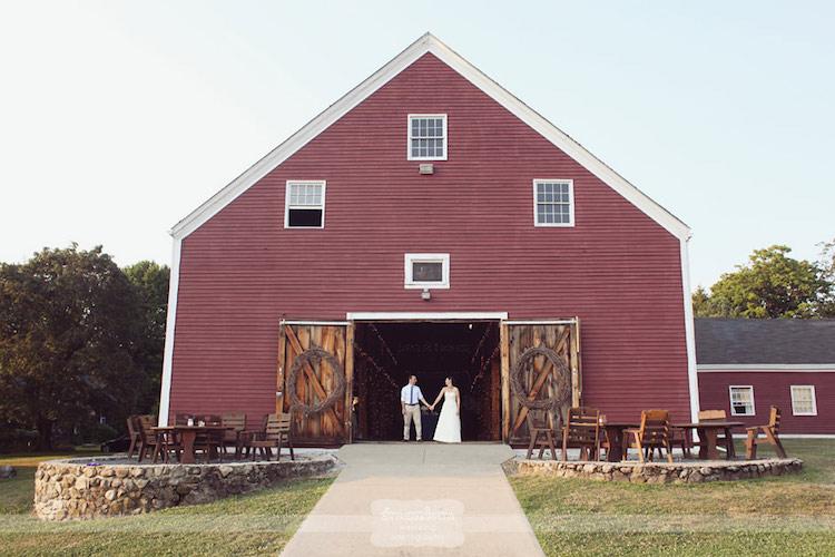 Fall Wedding Venues Ma