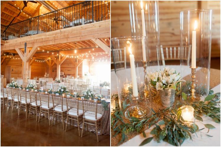 Emilie Amp Matthews Rustic Glam Wedding Rustic Weddings