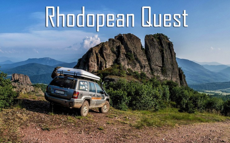 offroad tours / travel in Bulgaria