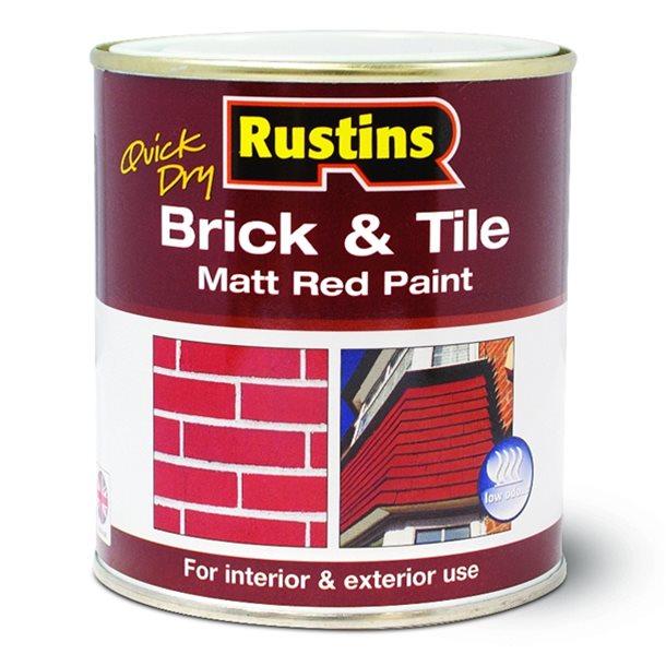 quick dry brick tile rustins