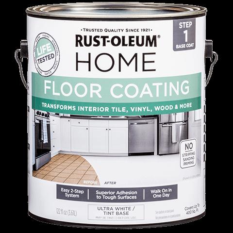 interior floor paint rust oleum home