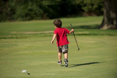 Kids' Summer Golf Camp