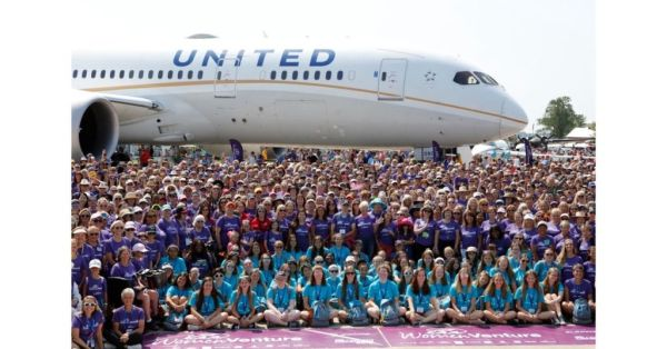 United Airlines Flies 787 Dreamliner With All-female Crew ...