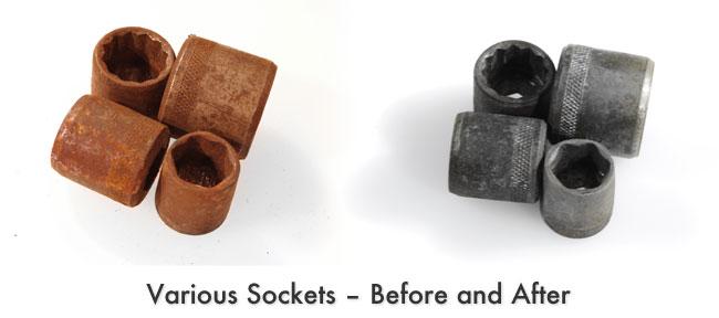 Various Sockets