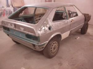 Mk1 GLS bare metal.