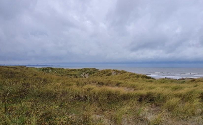 Zand Hagel Strand