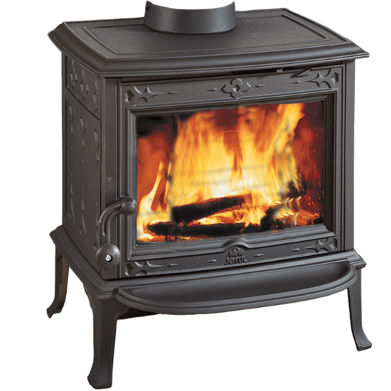 The Por And Widely Copied Wood Stove By Jotul Has Returned Practical Yet Elegant Stylish 118 Cb Black Bear Retains Clic Design