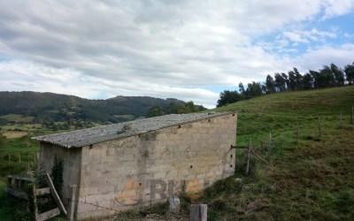 CABAÑA CON FINCA EN ARGOMEDA DE VILLAFUFRE. Ref 2248 V