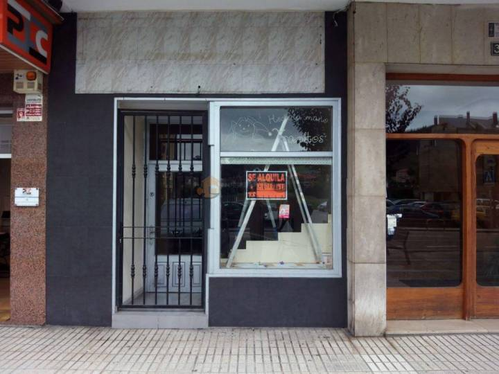 LOCAL COMERCIAL EN RENEDO. Ref 2635 A