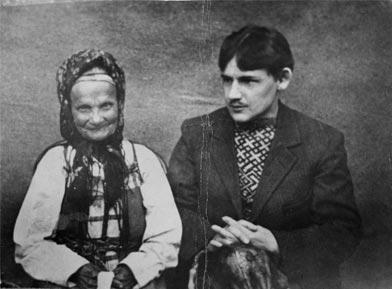 Жизнь Бориса Шергина строилась вокруг Креста Христова ...
