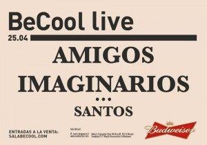 AMigos Imaginarios + Santos