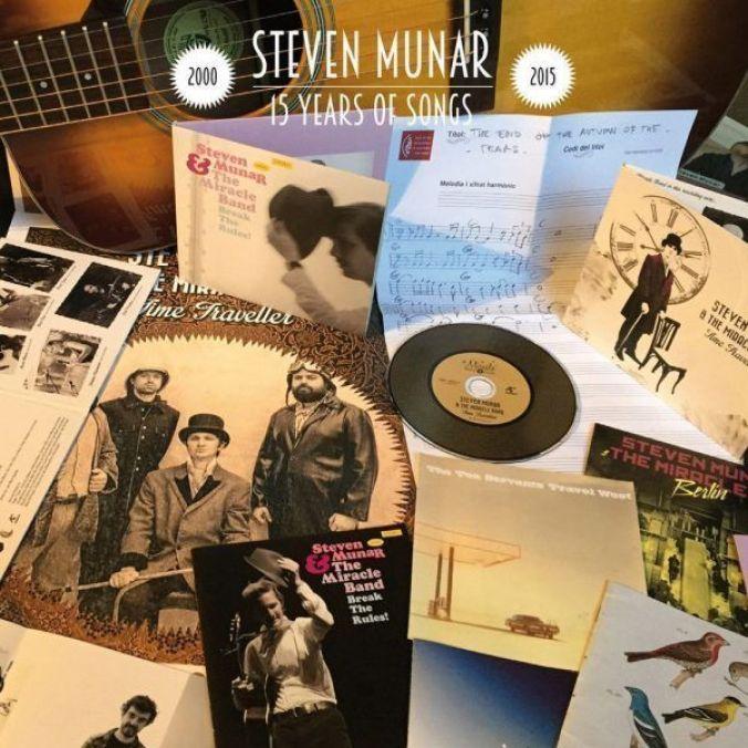 Steven munar 15 years of songs