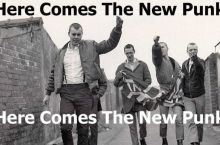Here Comes the New Punk – Tim Fox & Martin Inglis (New Rose Publishing)