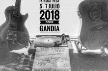 Rust Festival – Pub Dublín (Gandía, Valencia)