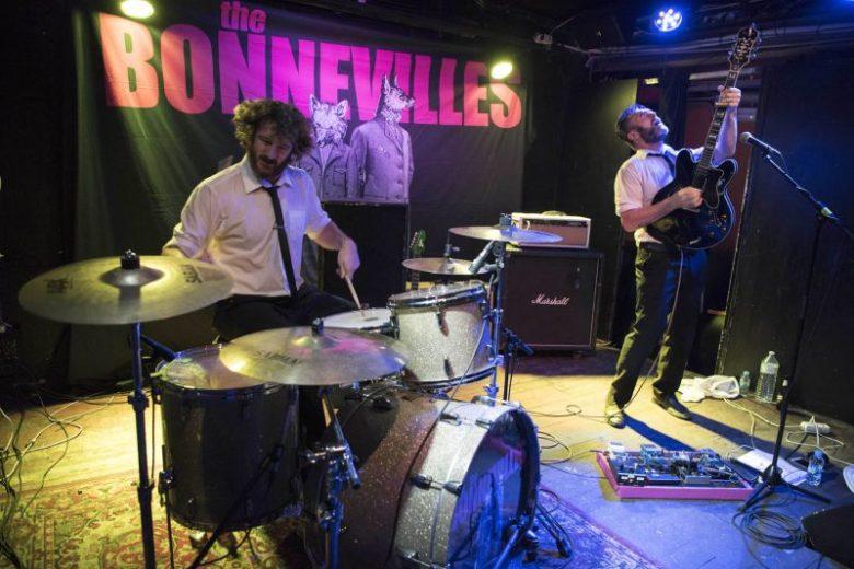 The Bonnevilles – Rocksound (Barcelona)