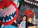 Maestros del Doom – David Kushner (Es Pop)