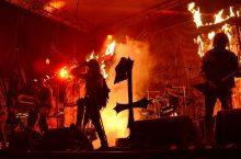 Watain, llega la maldición del tridente