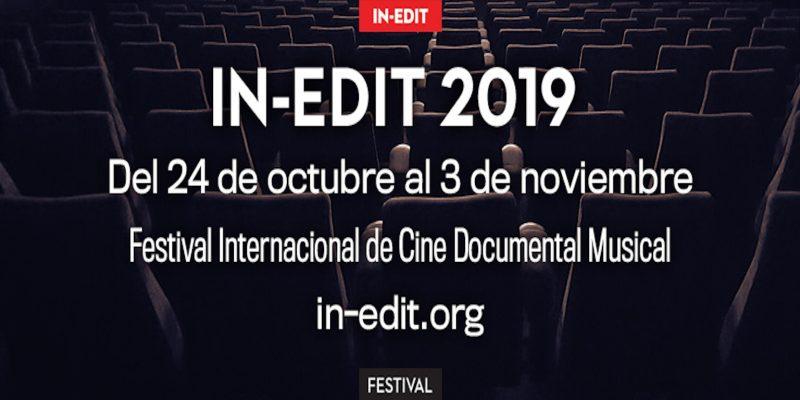 Se presenta la programación del In-Edit 2019