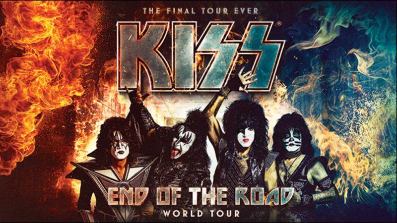 La gira de despedida de Kiss recalará en el Rock Fest 2020