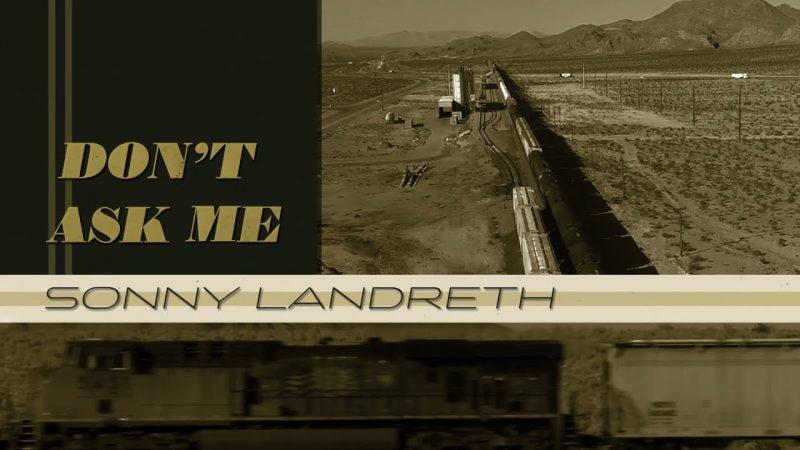 Nuevo disco de Sonny Landreth