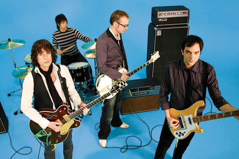 Fountains of Wayne, «no hay nada malo en ser gente corriente» / #EnRutaEnCasa